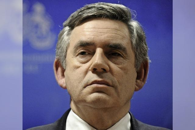 Gordon Brown warnt vor EU-Austritt