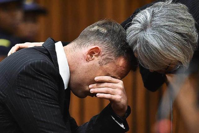 Fall Pistorius: Letzte Runde im Mammutprozess