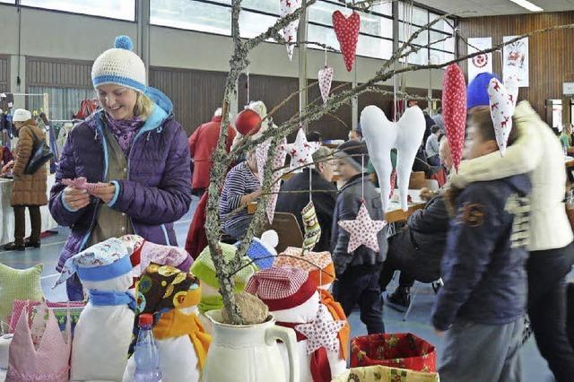 Kreative Hobby- und Handwerkskünstler in Schluchsee