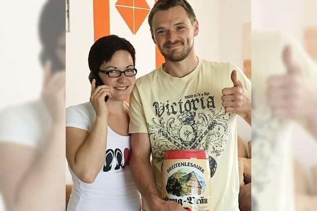 Telekom spendiert Grillgut und Bier