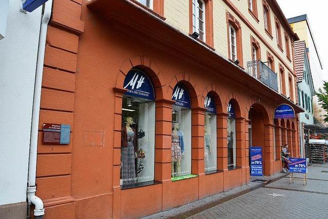 Einbrecher räumen kaltblütig Laden in der Offenburger Innenstadt aus
