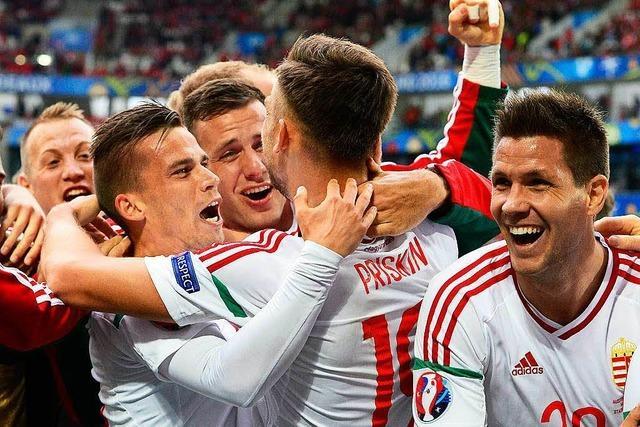 Szalai und Stieber treffen: Ungarn düpiert Österreich