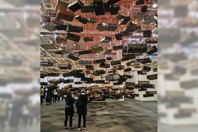 Die Art Basel präsentiert Kunst des 20. und 21. Jahrhunderts