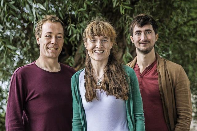 Trio Sturm + Klang aus Bonn in der Ehemaligen Synagoge