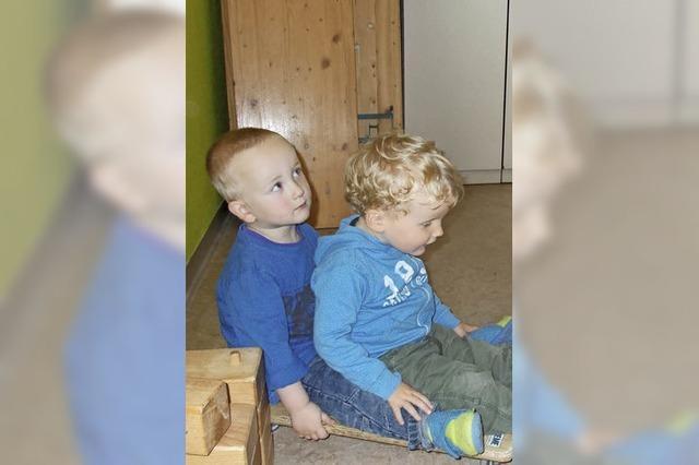 Zwei Kindergärten laden ein