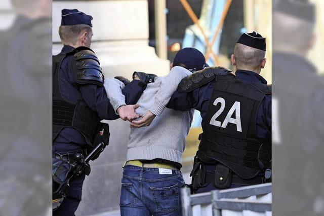 Die Nerven liegen blank bei der französischen Polizei