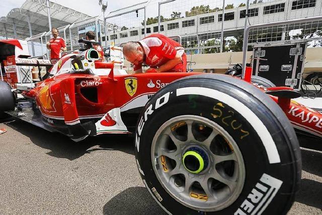 Die Formel 1 gastiert erstmals in Aserbaidschan