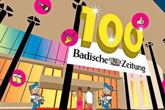 Blick in die Zukunft: So feiert die BZ den 100. Geburtstag