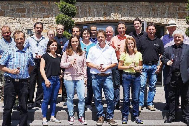 Die Ihringer Weinkost zeigt die Vielfalt Kaiserstühler Weine
