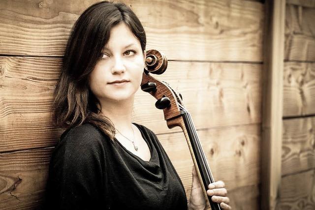 Die Kammersolisten und Cellistin Sophie-Justine Herr gastieren in der Klinik Wehrawald in Todtmoos