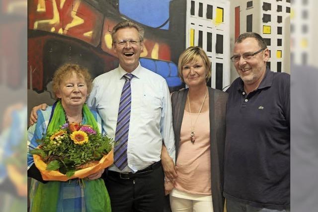 Berthold Bock wird Vorsitzender des Haslacher Jugendtreff-Trägervereins