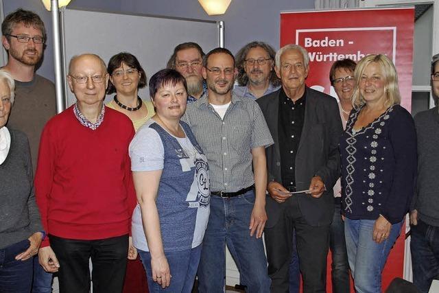 SPD-Ortsverein mit Pflichtenheft