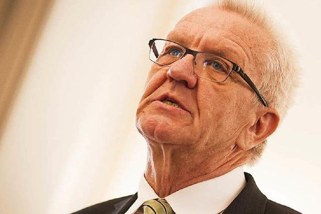 Livestream: BZ-Jubiläum mit Ministerpräsident Kretschmann