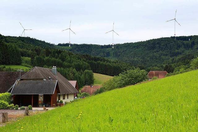 Windräder machen mehr Lärm als geplant