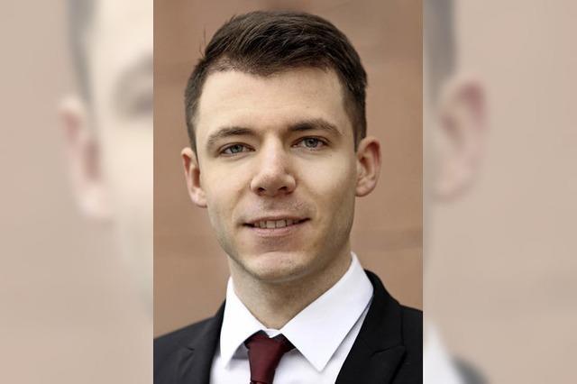 Tod von 26-jährigem FDP-Politiker Jan Sachs löst Bestürzung aus