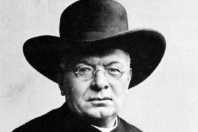 Heinrich Hansjakob: Ein Grobian vor dem Herrn