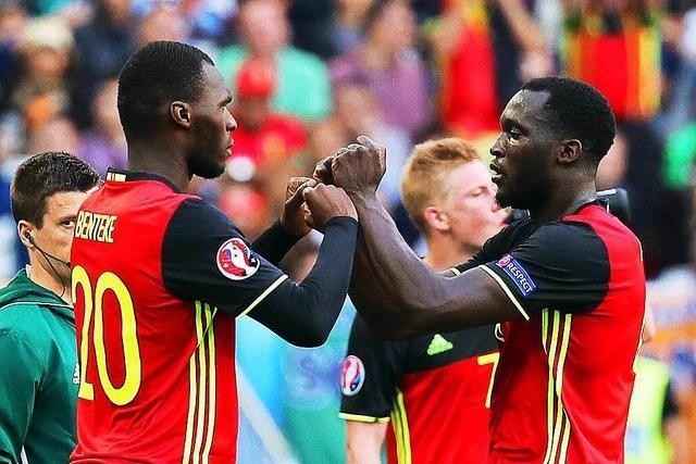 Belgien besiegt ungefährliche Iren ohne Mühe mit 3:0