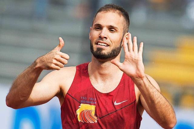 Matthias Bühler qualifiziert sich für Olympia und wird wieder Deutscher Meister
