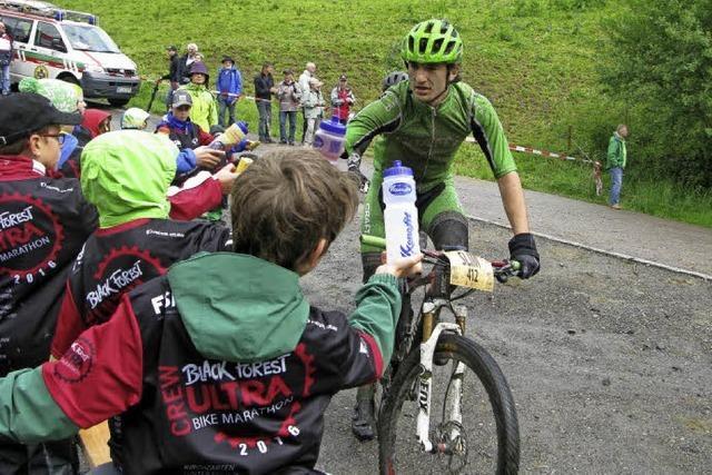 16 Biker aus Bernau beim Ultra Bike-Marathon