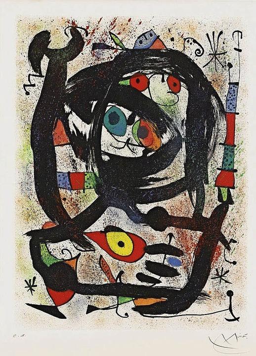   Foto: VG Bild-Kunst/Successió Miró