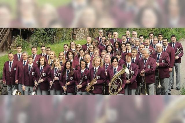 Musikverein Öflingen lädt zur Sommerserenade