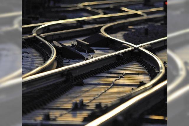 Weiter motiviert im Kampf gegen Bahnlärm