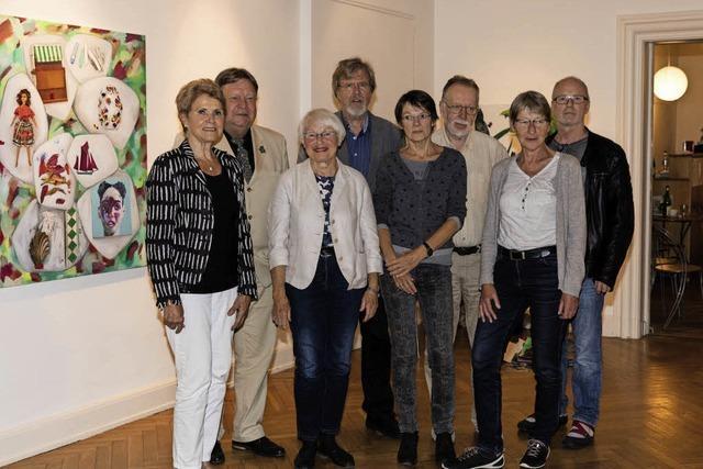 Kunstforum mit Zertifikat