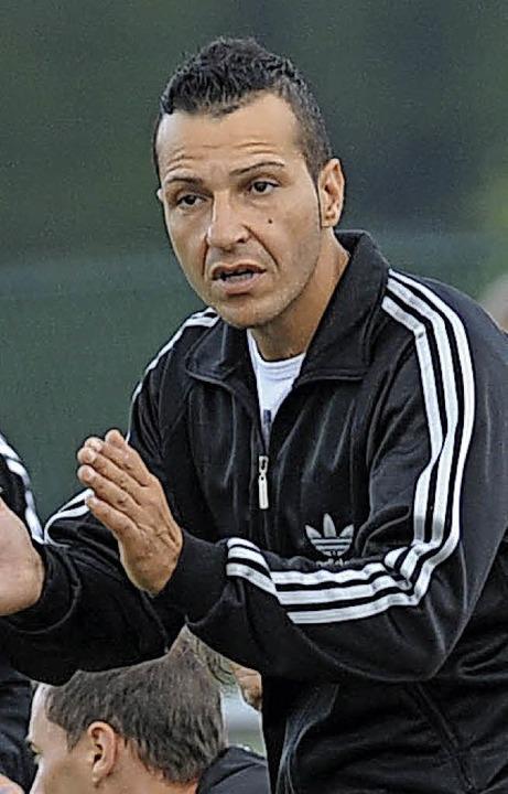 Erfolgsgarant: Schonachs Trainer Enrique Blanco   | Foto: seeger