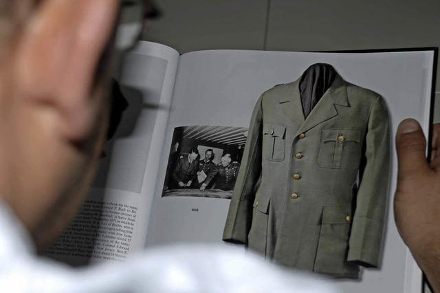 In München werden Devotionalien von Nazi-Größen versteigert