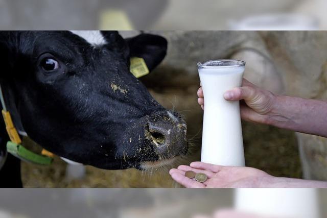 Kartellamt nimmt Milchmarkt unter die Lupe