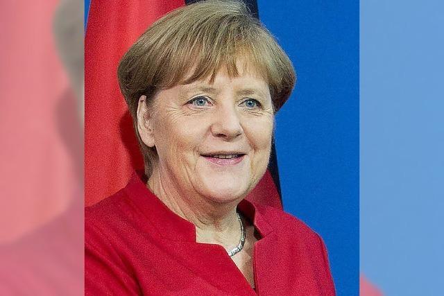Merkel plant neuen Gipfel mit Putin