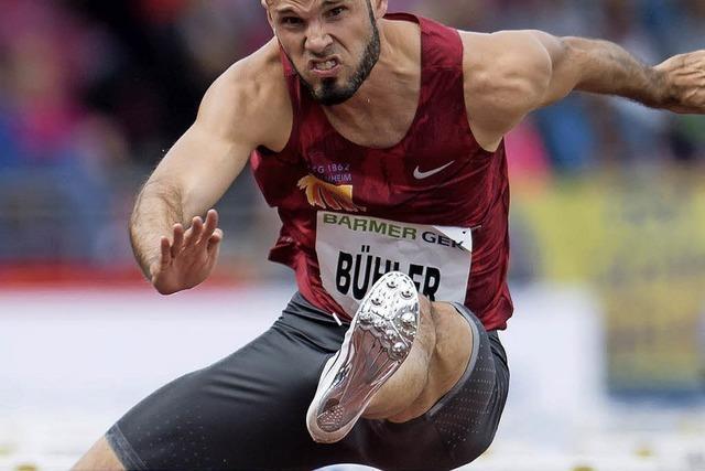 Matthias Bühler schafft die Olympianorm