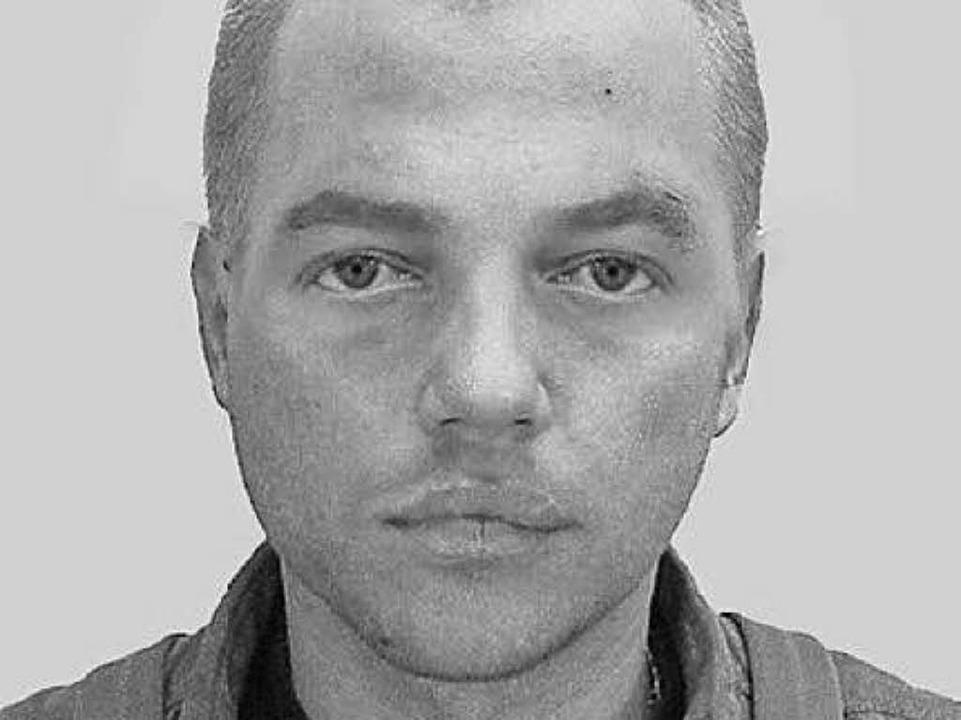Wer kennt diesen Mann?    Foto: Polizei