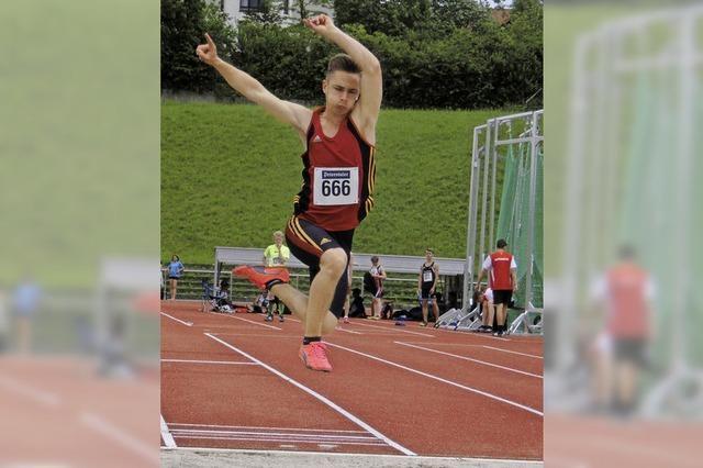 Im Sprint auf Medaillenjagd