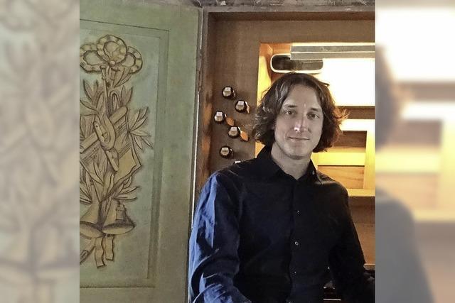 Improvisationen, Bach und Mendelssohn in der Jakobskirche in Malterdingen