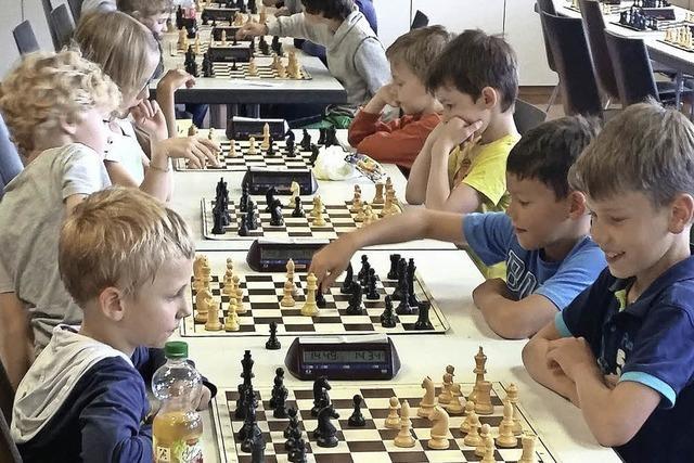 Starke Schachjugend