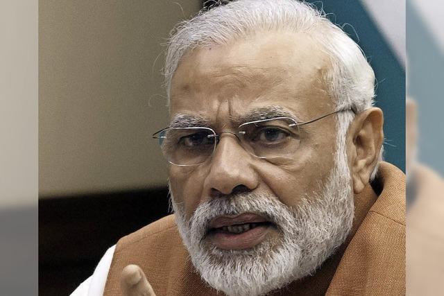 Indien öffnet seine Wirtschaft