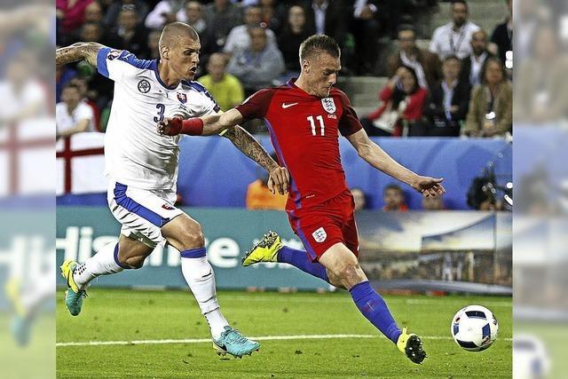 Keine Tore bei Slowakei gegen England