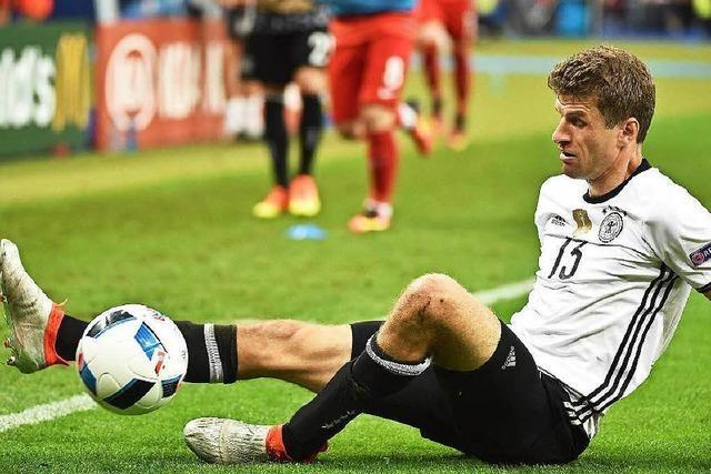Warum wird Müller den Erwartungen noch nicht gerecht?