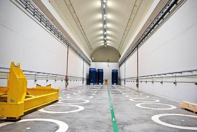 EnBW will Atommüll auf Schiff transportieren