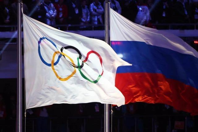 Rio: Russland muss Komplett-Ausschluss fürchten