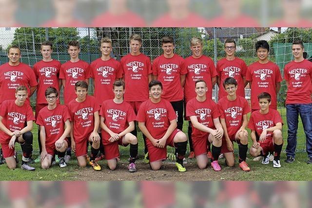 Aufsteiger in die Bezirksliga 1