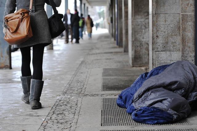 Stadt Freiburg schafft 100 neue Plätze für Obdachlose