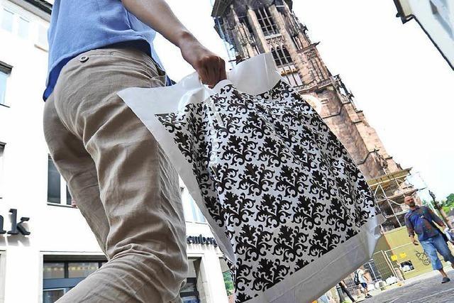 Wie die Freiburger den Einzelhandel in der Innenstadt bewerten