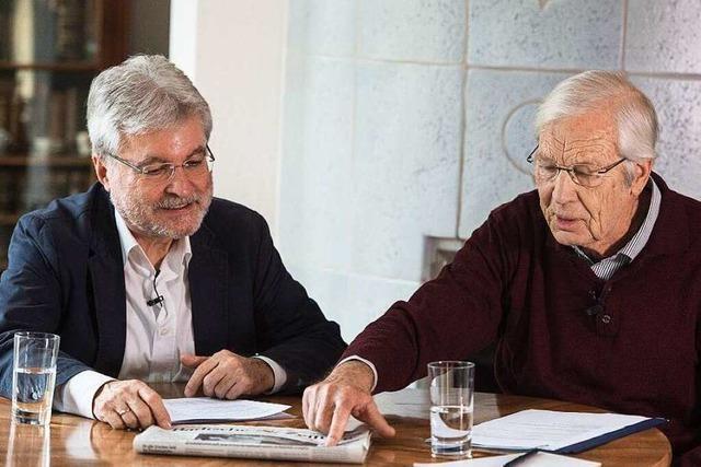 Ansgar Fürst und Thomas Hauser: Zwei Chefredakteure blicken zurück