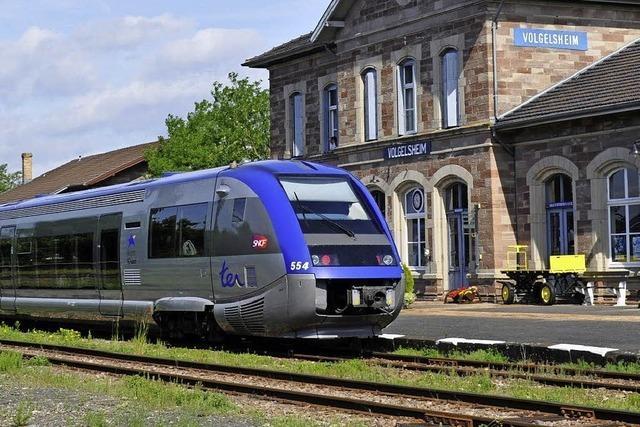 Frankreich will keinen Zug von Freiburg nach Colmar – Schnellbus als Alternative