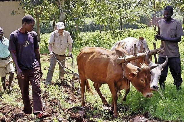 Zu Gast in Uganda und überwältigt von der Schönheit der Natur