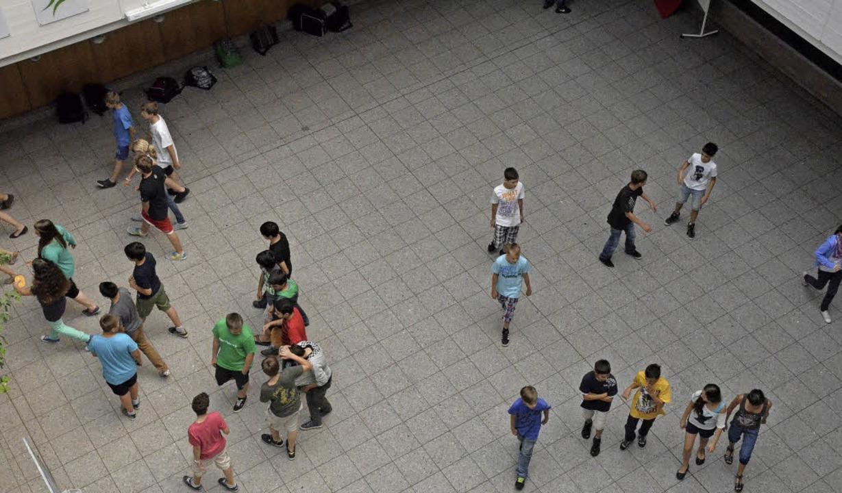Einblicke ins Schülerleben gibt es zur...r-Feier des Georg-Büchner-Gymnasiums.   | Foto: Peter Gerigk