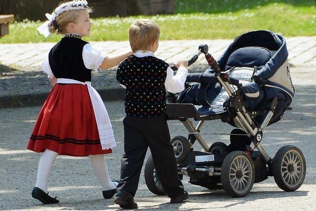 Ausreichende Angebote zur Kinderbetreuung in St. Peter