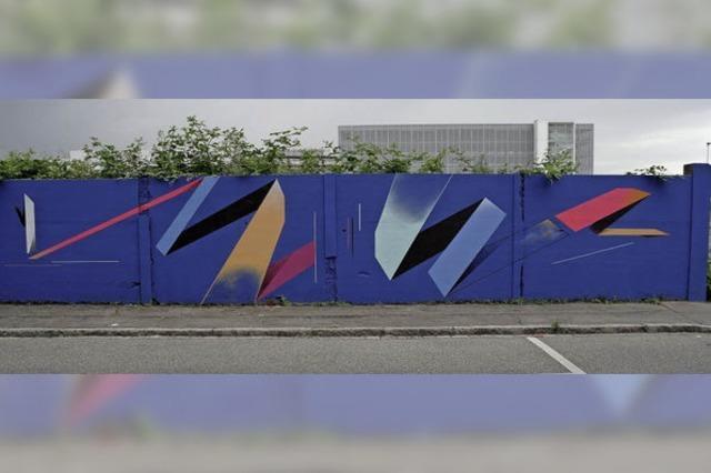 Urban Art auf der Schusterinsel